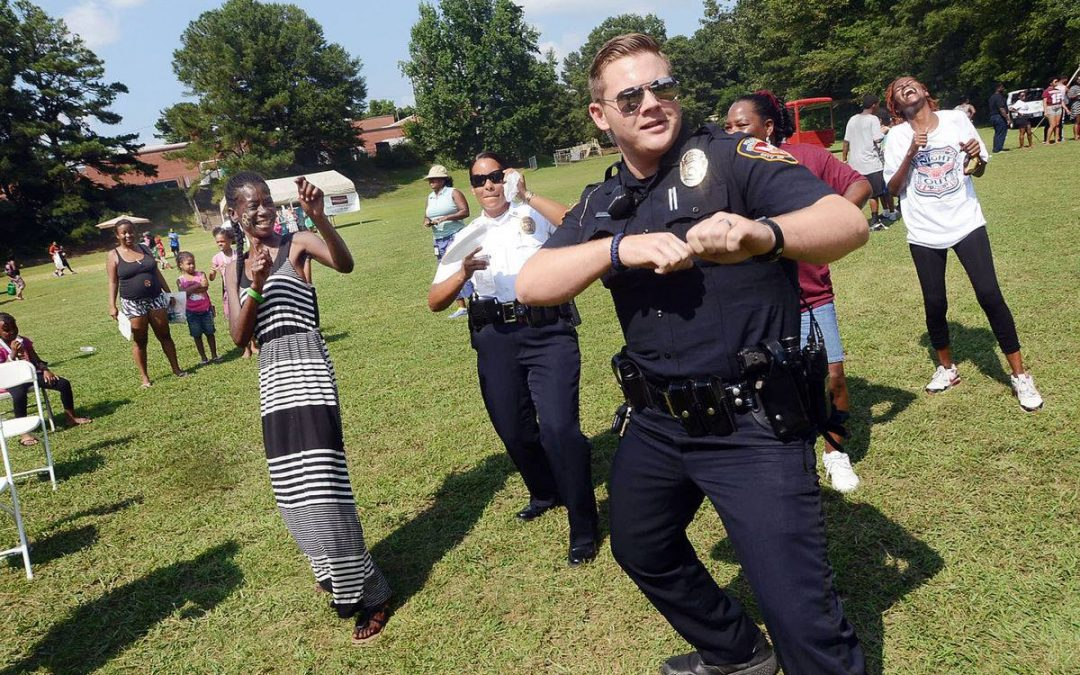 Durham's National Night Out