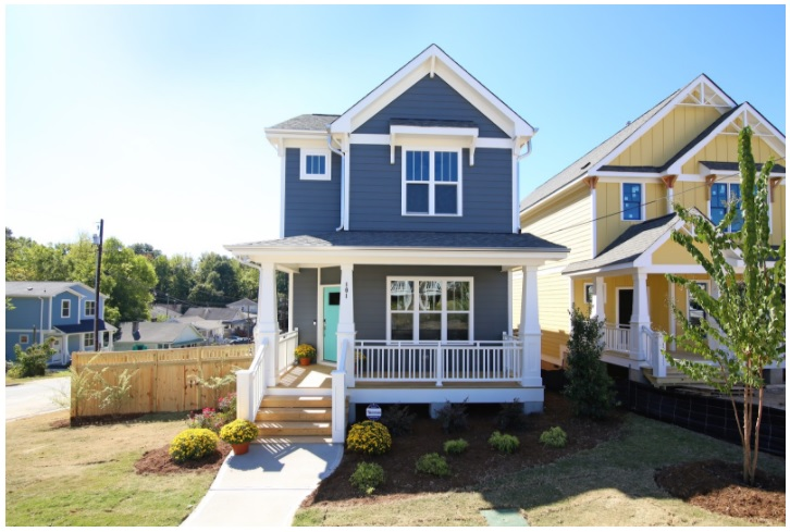 Building a Thayer Home: 101 W. Enterprise