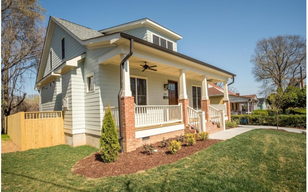 Buying a New House vs. an Old House