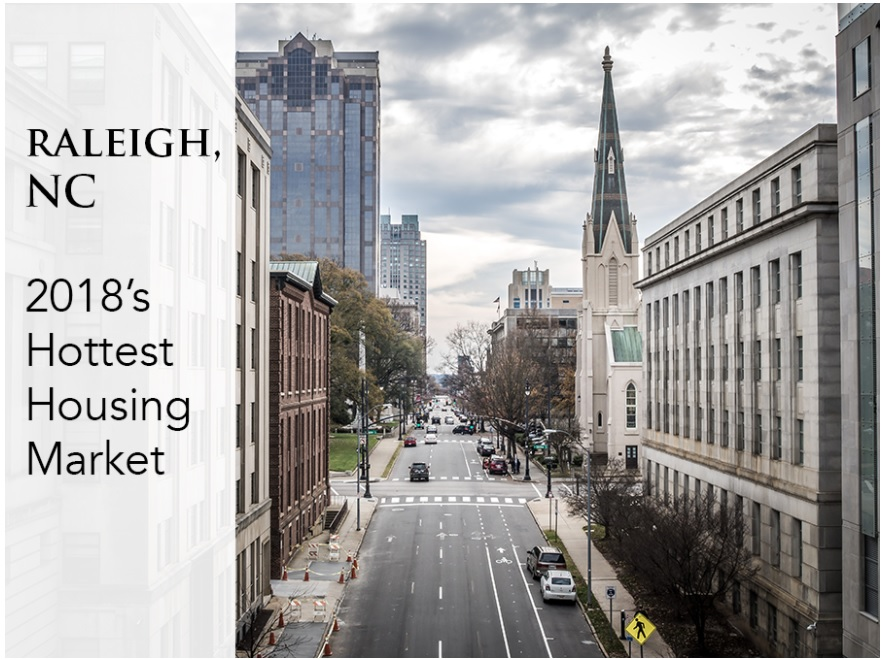 Raleigh's Hot Market 2018